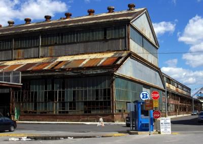 Massive Abandoned Warehouse