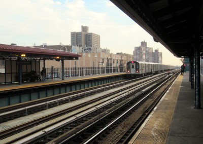 NYC Elevated Subway